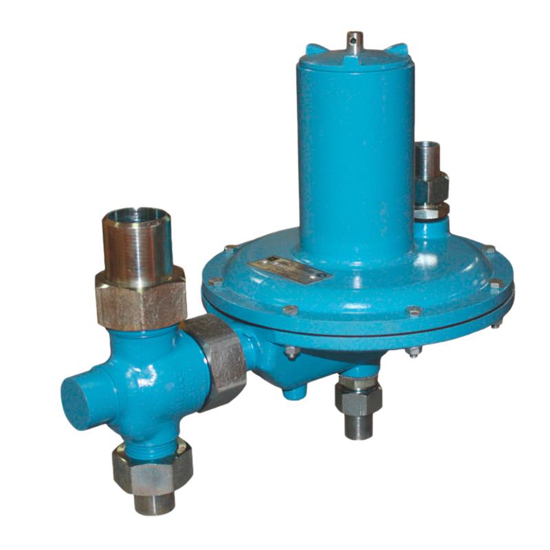 Регулятор давления РРД-50